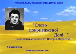 Марченко 2017